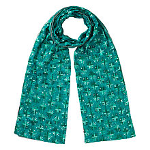 Buy East Embroidered Sequin Scarf Online at johnlewis.com