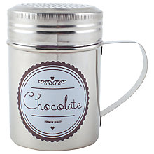 Buy La Cafetiere Cocoa Shake and Stencil Set Online at johnlewis.com