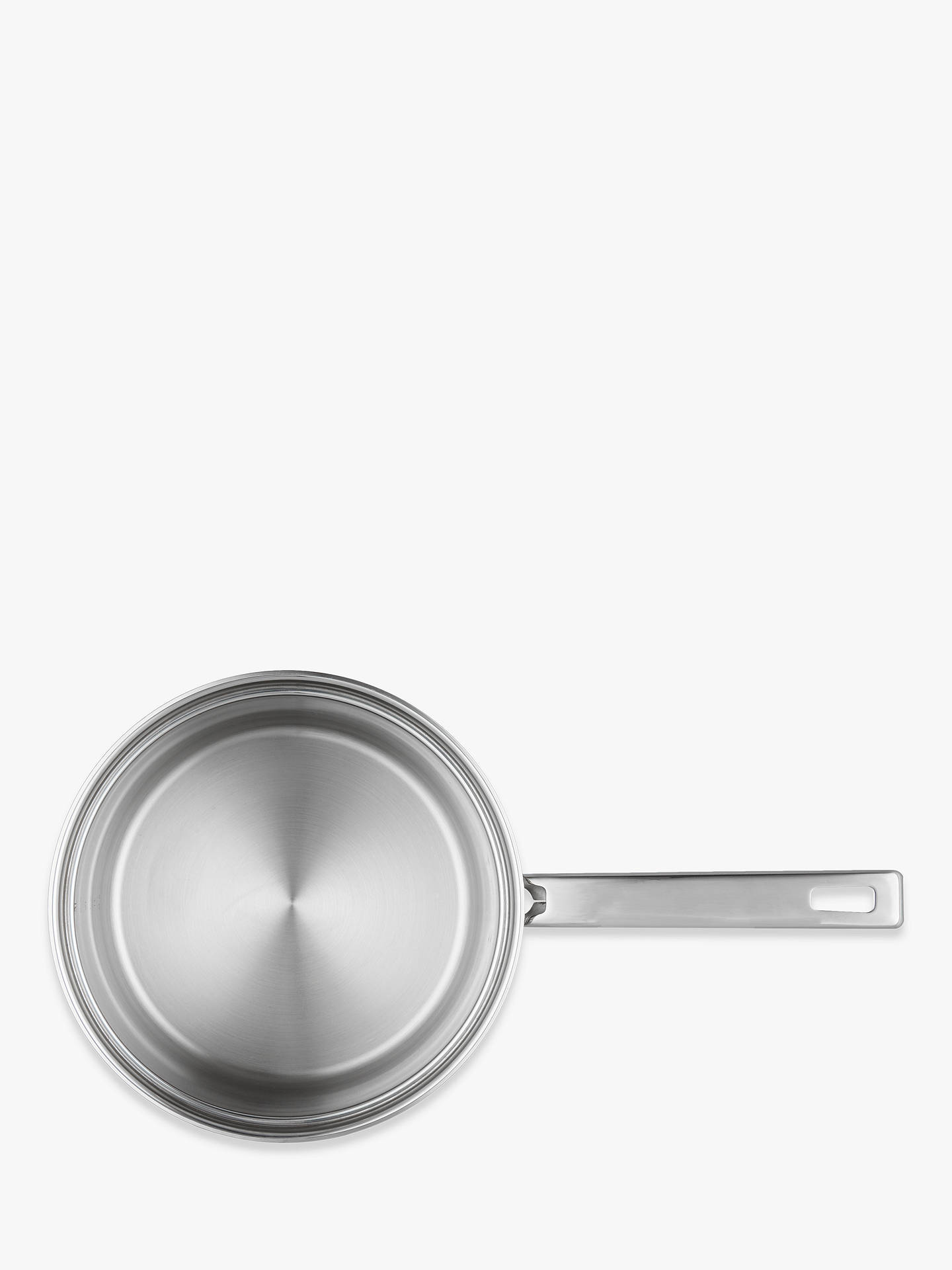 BuyJohn Lewis & Partners Classic Saucepan Set, 3 Piece Online at johnlewis.com