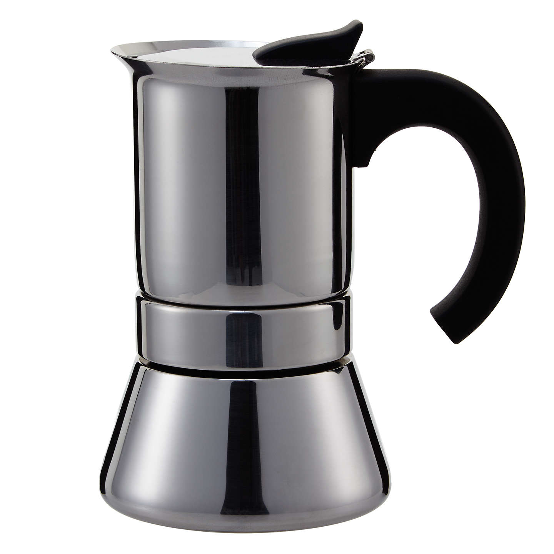 john lewis espresso induction cafetiere 6 cup at john lewis. Black Bedroom Furniture Sets. Home Design Ideas