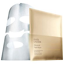 Buy Estée Lauder Advanced Night Repair Powerfoil Mask, 4 x 25ml Online at johnlewis.com