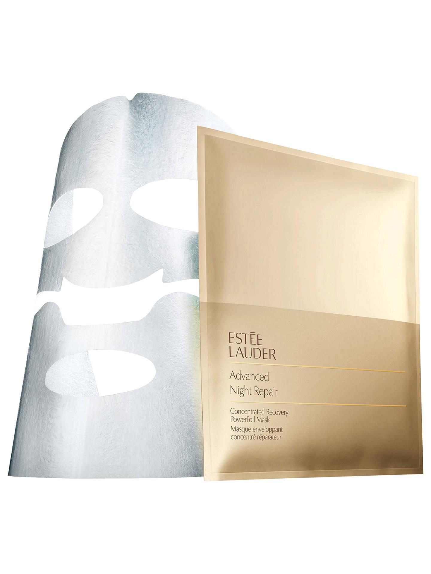 Estée Lauder Advanced Night Repair Powerfoil Mask, 4 X 25ml by EstÉe Lauder