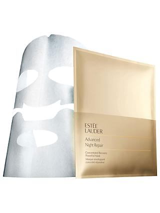 Estée Lauder Advanced Night Repair Powerfoil Mask, 4 x 25ml
