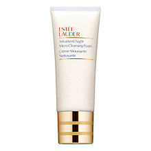 Buy Estée Lauder Advanced Night Repair Micro Cleansing Foam, 100ml Online at johnlewis.com