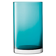 Buy LSA International Flower Colour Cylinder Vase Online at johnlewis.com