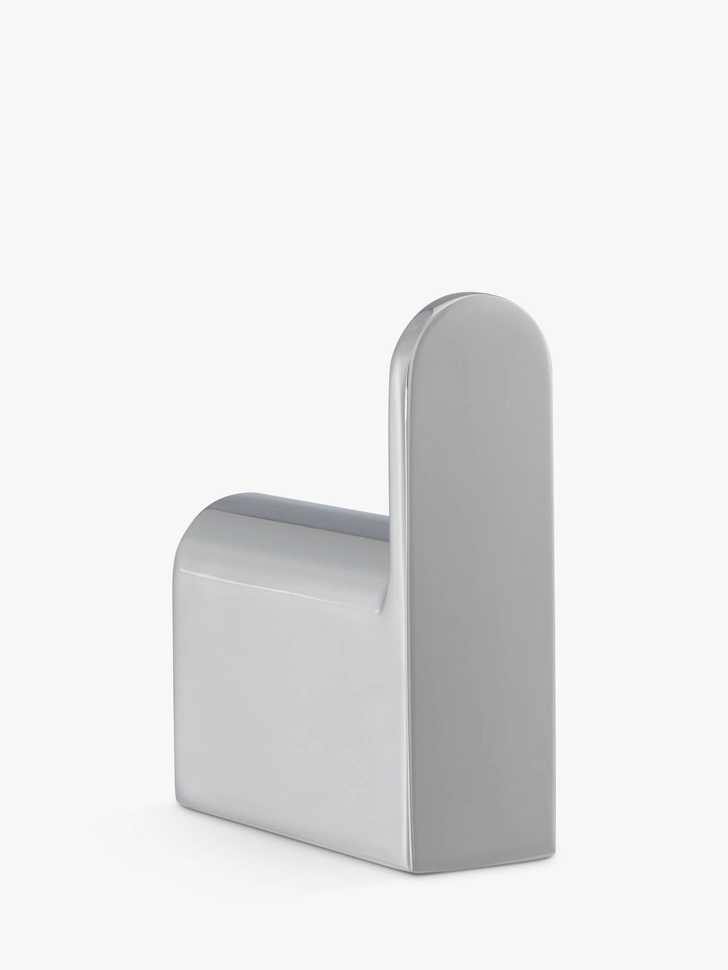 Buy Design Project by John Lewis No.025 Single Robe Hook Online at johnlewis.com