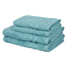 Buy John Lewis 4 Piece Egyptian Cotton Towel Bale Online at johnlewis.com