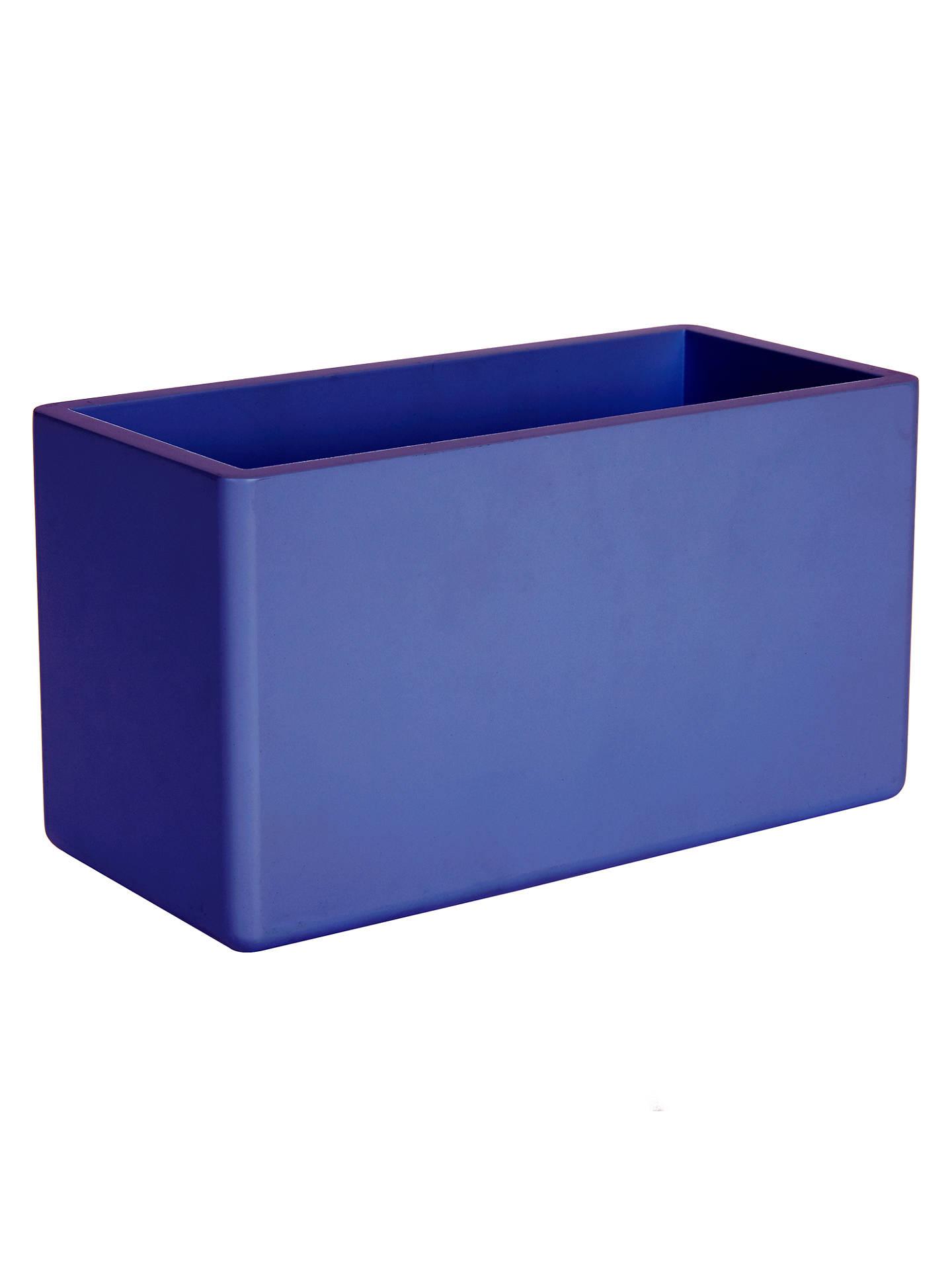 Stupendous House By John Lewis Bathroom Storage Box Blue At John Lewis Download Free Architecture Designs Griteanizatbritishbridgeorg