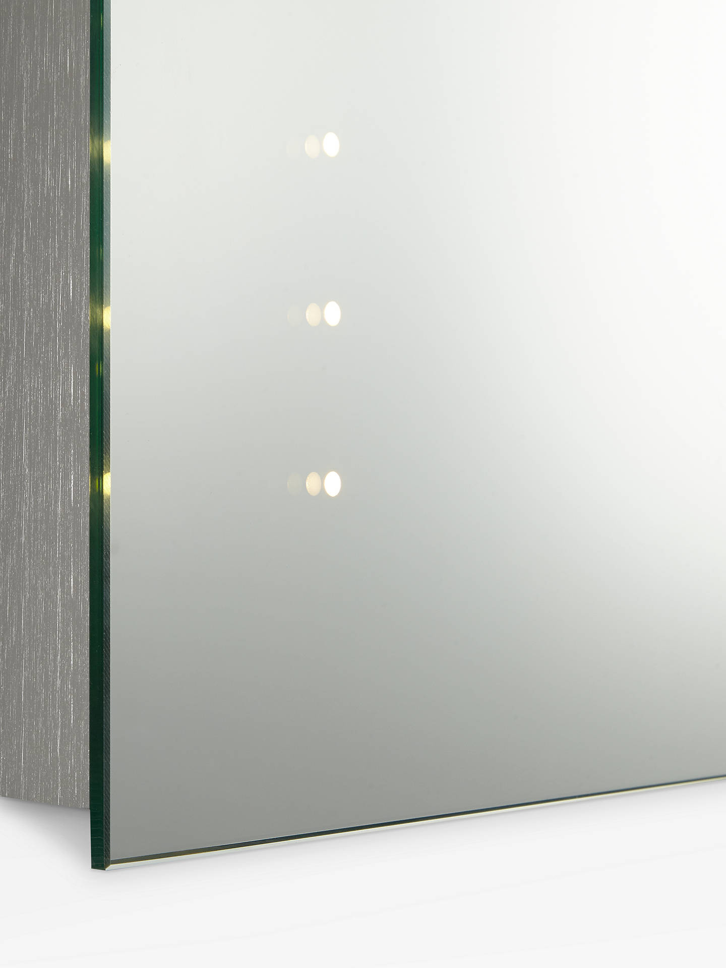 BuyJohn Lewis & Partners LED Starlight Illuminated Bathroom Mirror Online at johnlewis.com