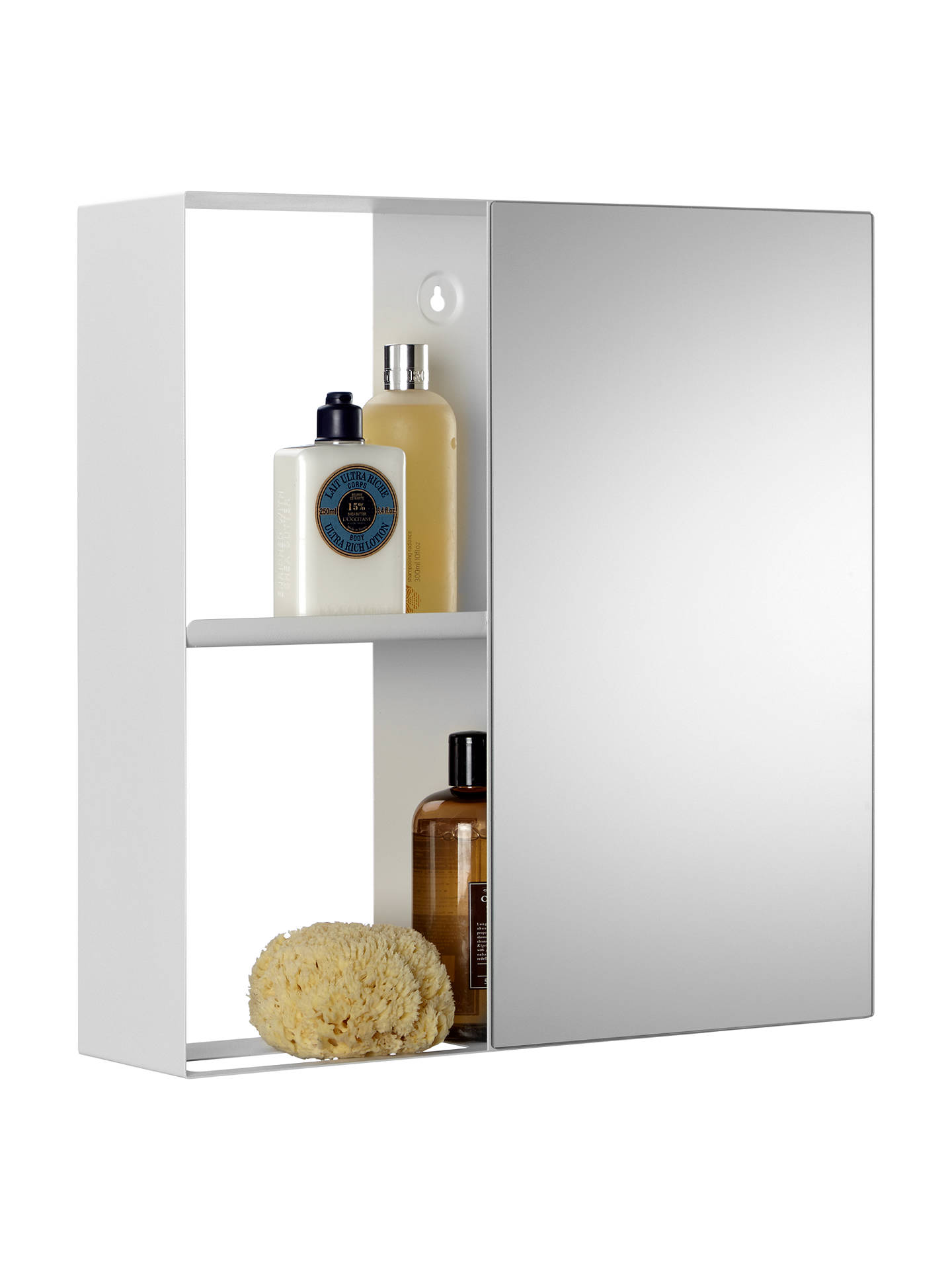 house by john lewis ratio shelf unit with mirror at john. Black Bedroom Furniture Sets. Home Design Ideas