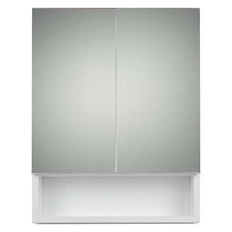 buy house by john equate mirrored bathroom cabinet online at johnlewiscom