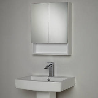 Beau House By John Lewis Equate Mirrored Bathroom Cabinet
