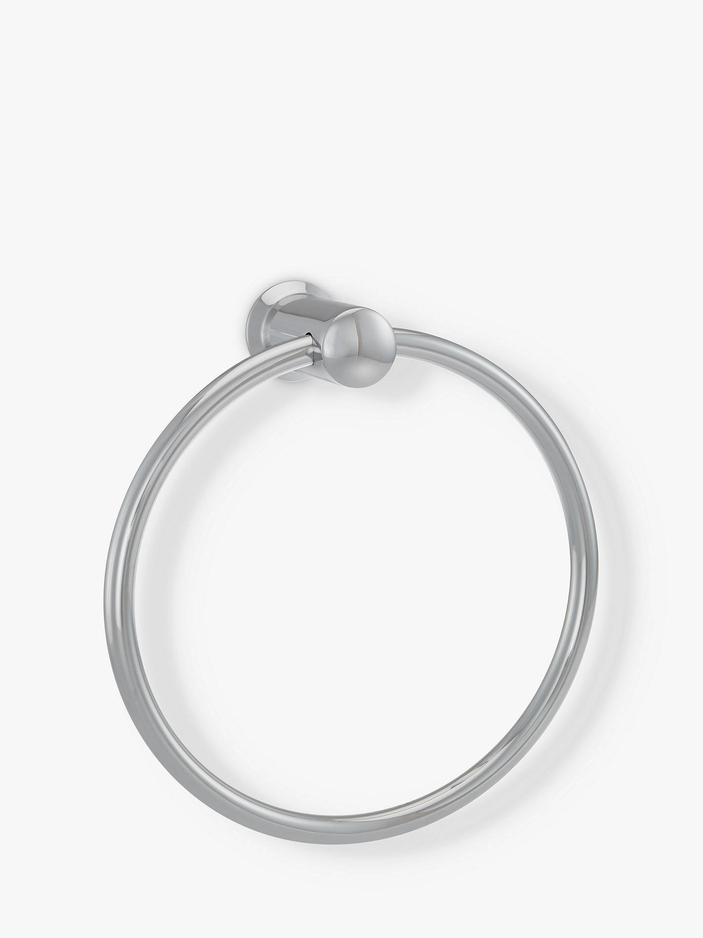 Buy Croft Collection Skye Swing Towel Ring Online at johnlewis.com