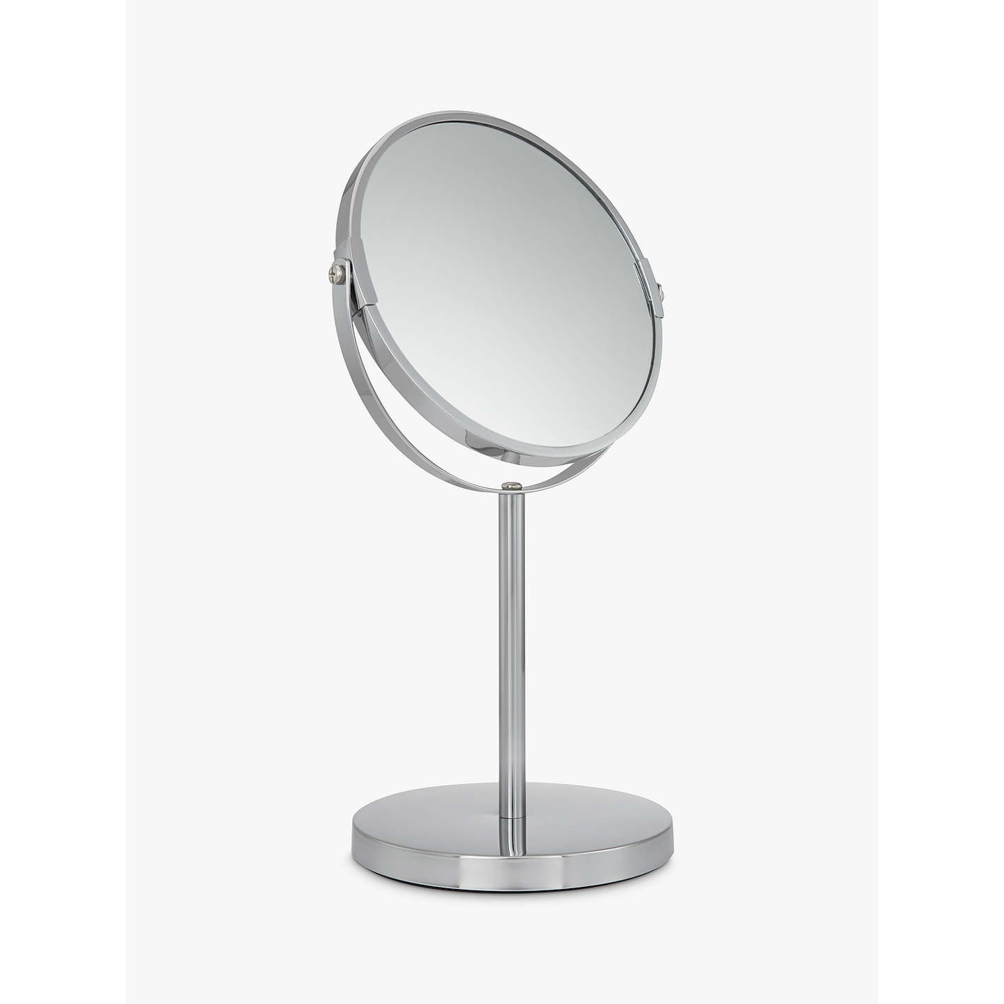 john lewis the basics pedestal mirror at john lewis. Black Bedroom Furniture Sets. Home Design Ideas