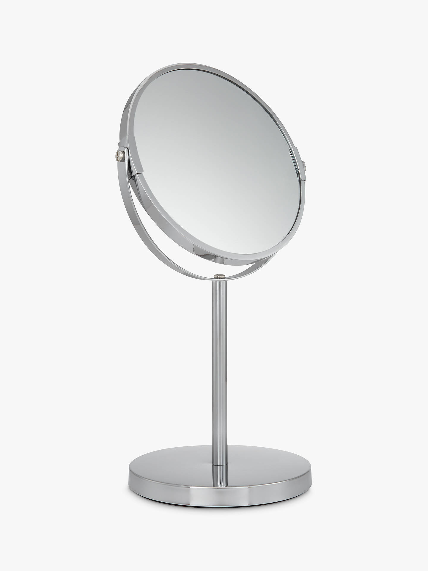 Buy John Lewis The Basics Pedestal Mirror Online at johnlewis.com