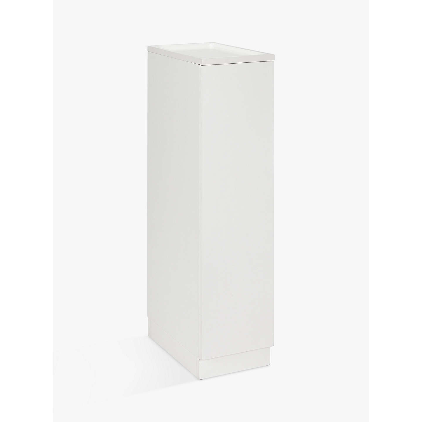 Free Standing Kitchen Cabinets John Lewis: House By John Lewis Equate Bathroom Cupboard, Tall At John