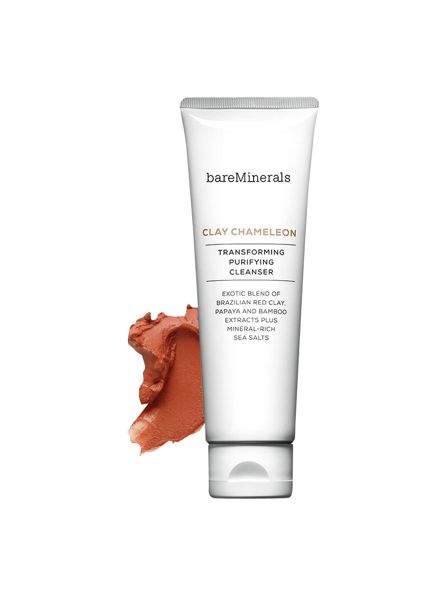 Buy bareMinerals Clay Chameleon Transforming Purifying Cleanser, 125ml Online at johnlewis.com