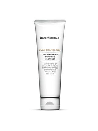 bareMinerals Clay Chameleon Transforming Purifying Cleanser, 125ml