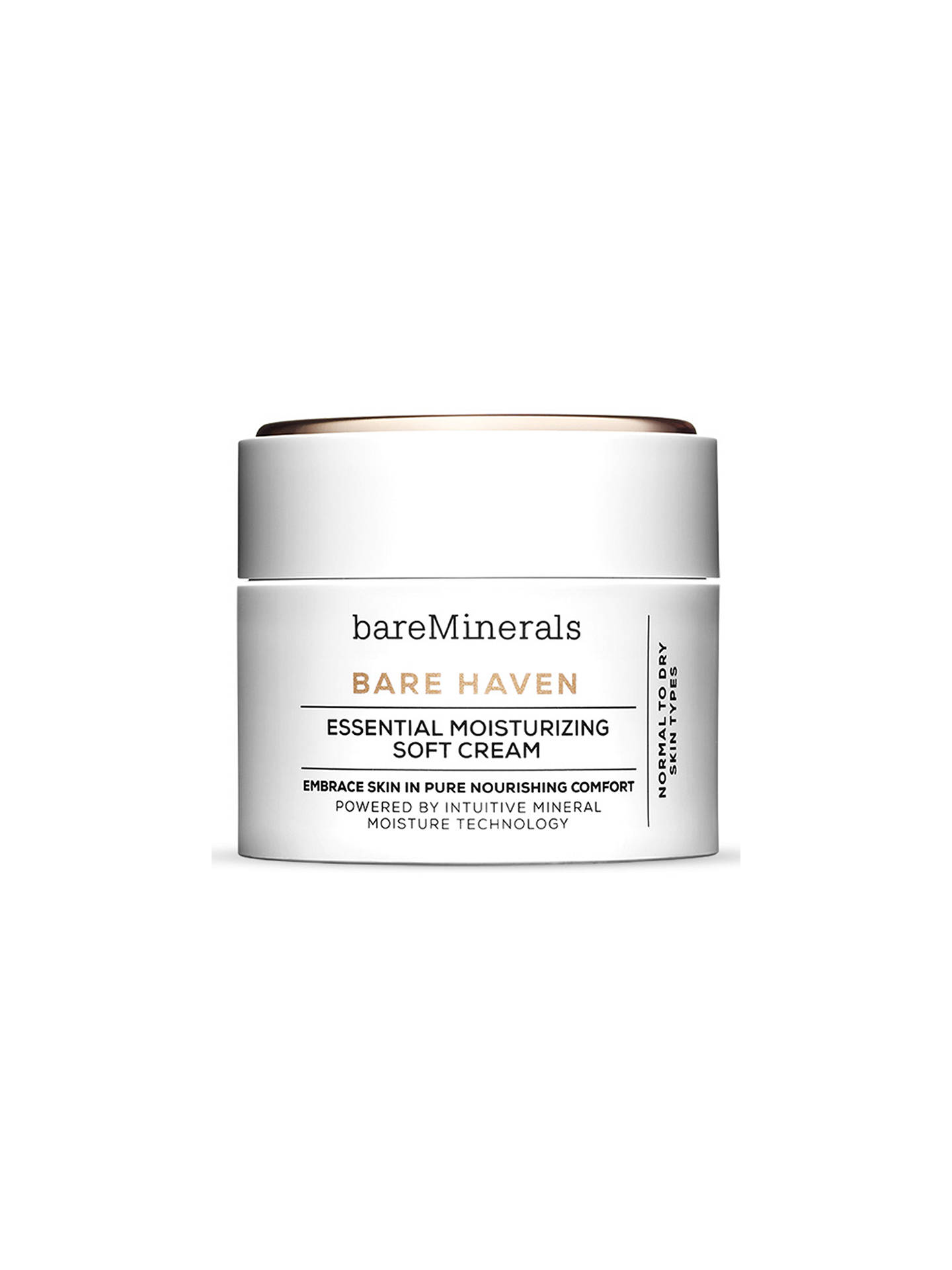 bare minerals moisturiser