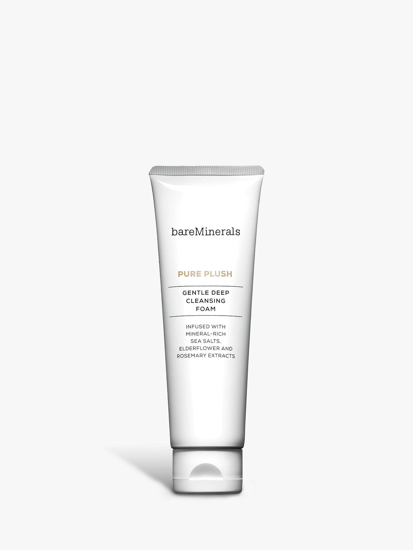 BuybareMinerals Pure Plush Gentle Deep Cleansing Foam, 125ml Online at johnlewis.com