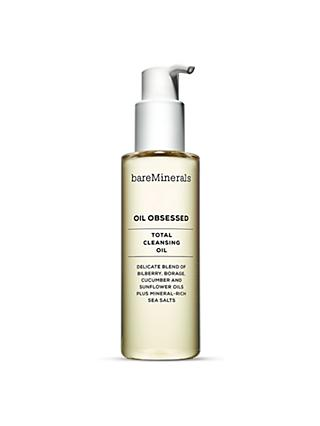 bareMinerals Oil Obsessed Total Cleansing Oil, 175ml