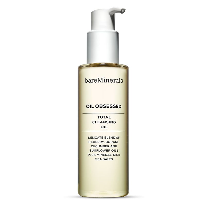 bareMinerals bareMinerals Oil Obsessed Total Cleansing Oil, 175ml
