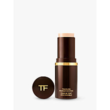 Buy TOM FORD Traceless Foundation Stick Online at johnlewis.com