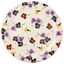 Buy Emma Bridgewater Wallflower Cake Plate, Multi, Dia.33.5cm Online at johnlewis.com