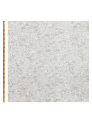 Buy John Lewis & Partners Textured Chenille Furnishing Fabric, Blue Grey Online at johnlewis.com