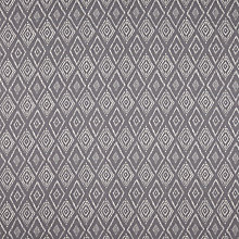 Buy John Lewis Mila PVC Tablecloth Fabric, Steel Online at johnlewis.com