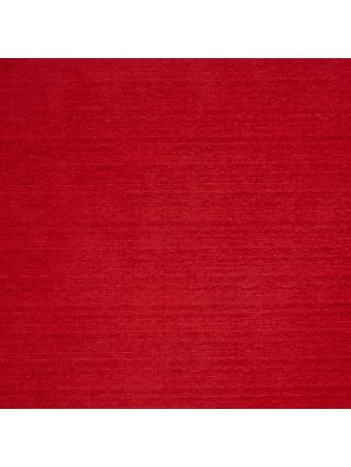 John Lewis & Partners Edessa Made to Measure Curtains or Roman Blind, Red