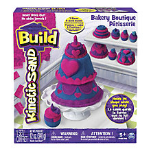 Buy Wacky-Tivities Kinetic Sand Bakery Boutique Online at johnlewis.com