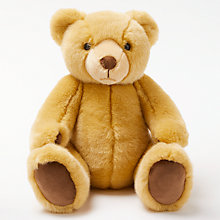 Buy John Lewis Traditional Teddy Bear Soft Toy Online at johnlewis.com