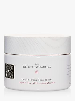 Rituals The Ritual of Sakura Magic Touch Body Cream, 220ml