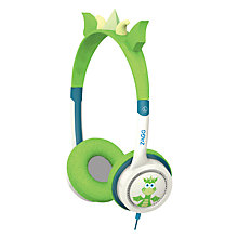 Buy ZAGG ifrogz Little Rockerz Children's Volume Limiting On-Ear Headphones, Dragon Online at johnlewis.com