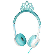 Buy ZAGG ifrogz Little Rockerz Children's Volume Limiting On-Ear Headphones, Aqua Tiara Online at johnlewis.com
