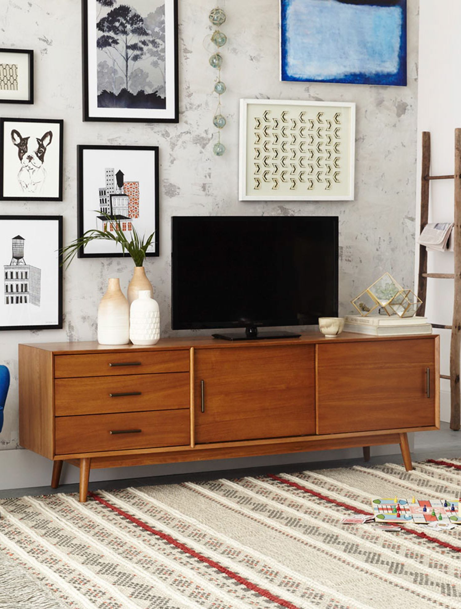 Image of: West Elm Mid Century Furniture Range At John Lewis Partners