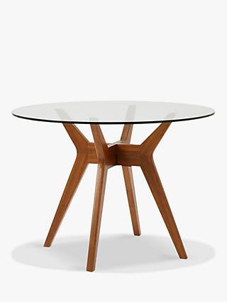 7da2de776efcf west elm Jensen 4 Seater Round Dining Table