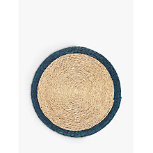 Buy Gone Rural Mexicana Tweed Placemat Online at johnlewis.com