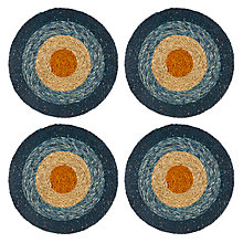 Buy Gone Rural Pattenered Placemats, Set of 4 Online at johnlewis.com