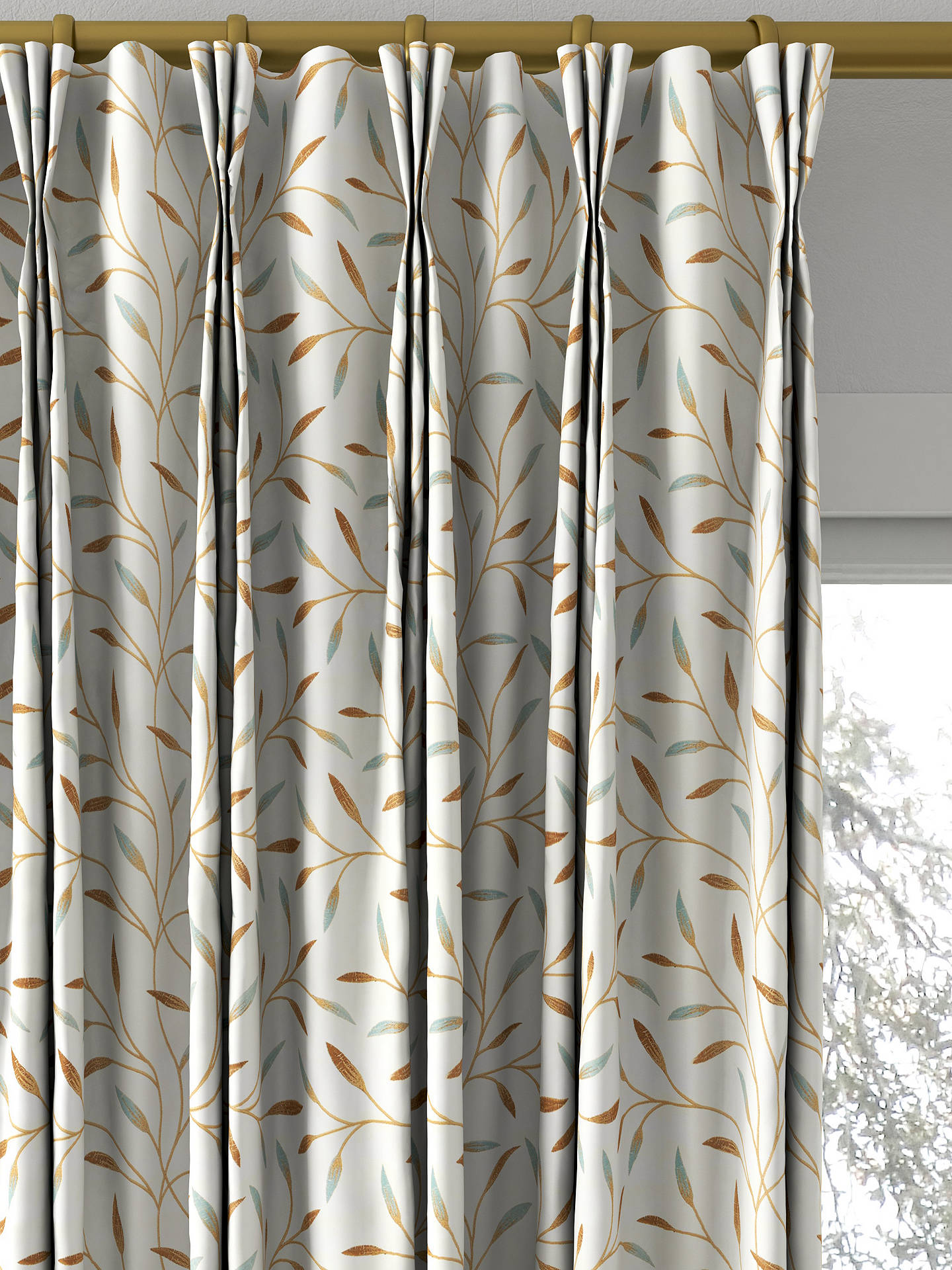 John Lewis Amp Partners Christine Made To Measure Curtains