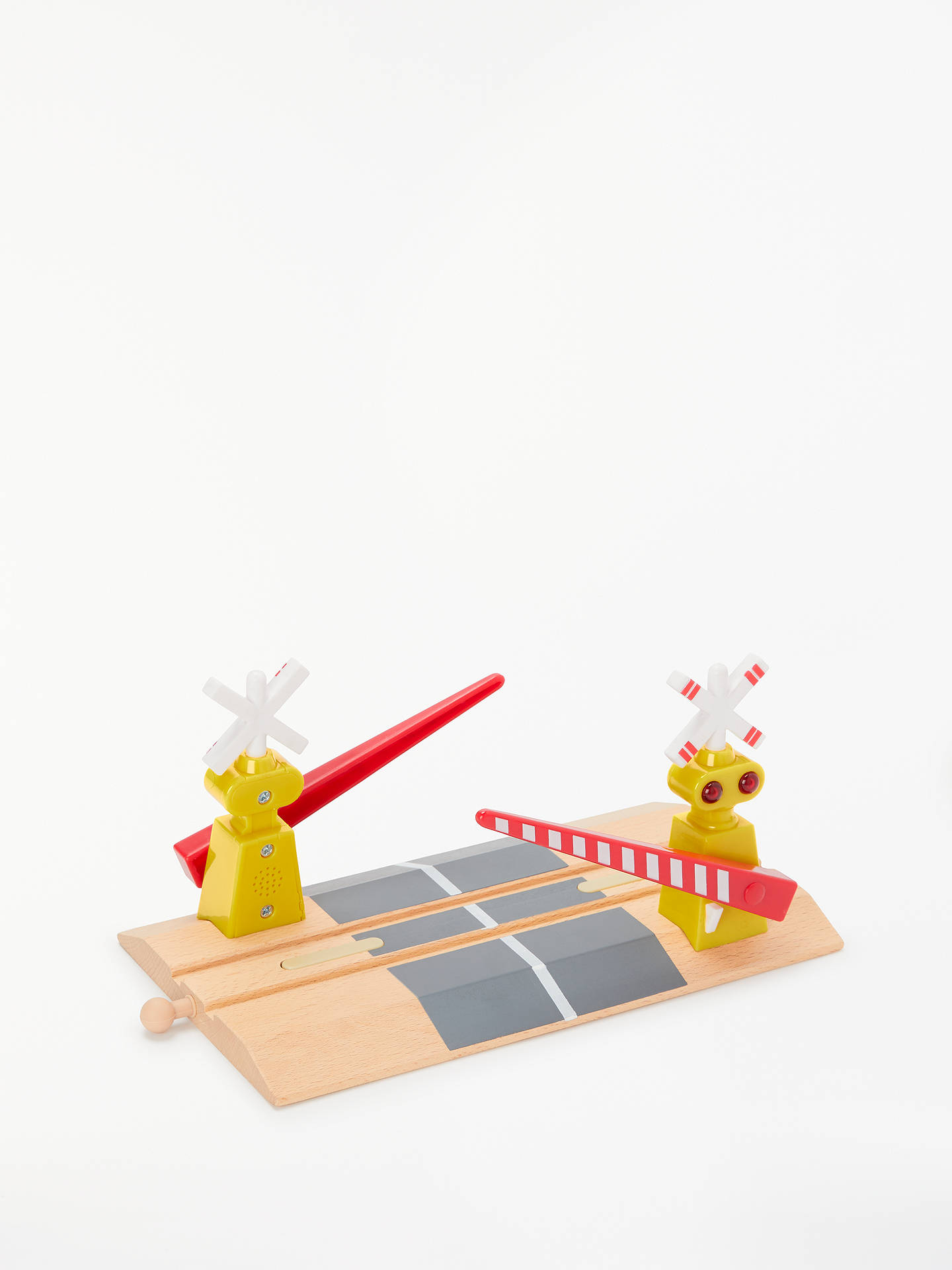 BuyJohn Lewis & Partners Train Set Level Crossing Online at johnlewis.com