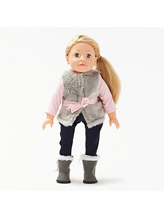John Lewis & Partners Collector's Doll Casual Outfit