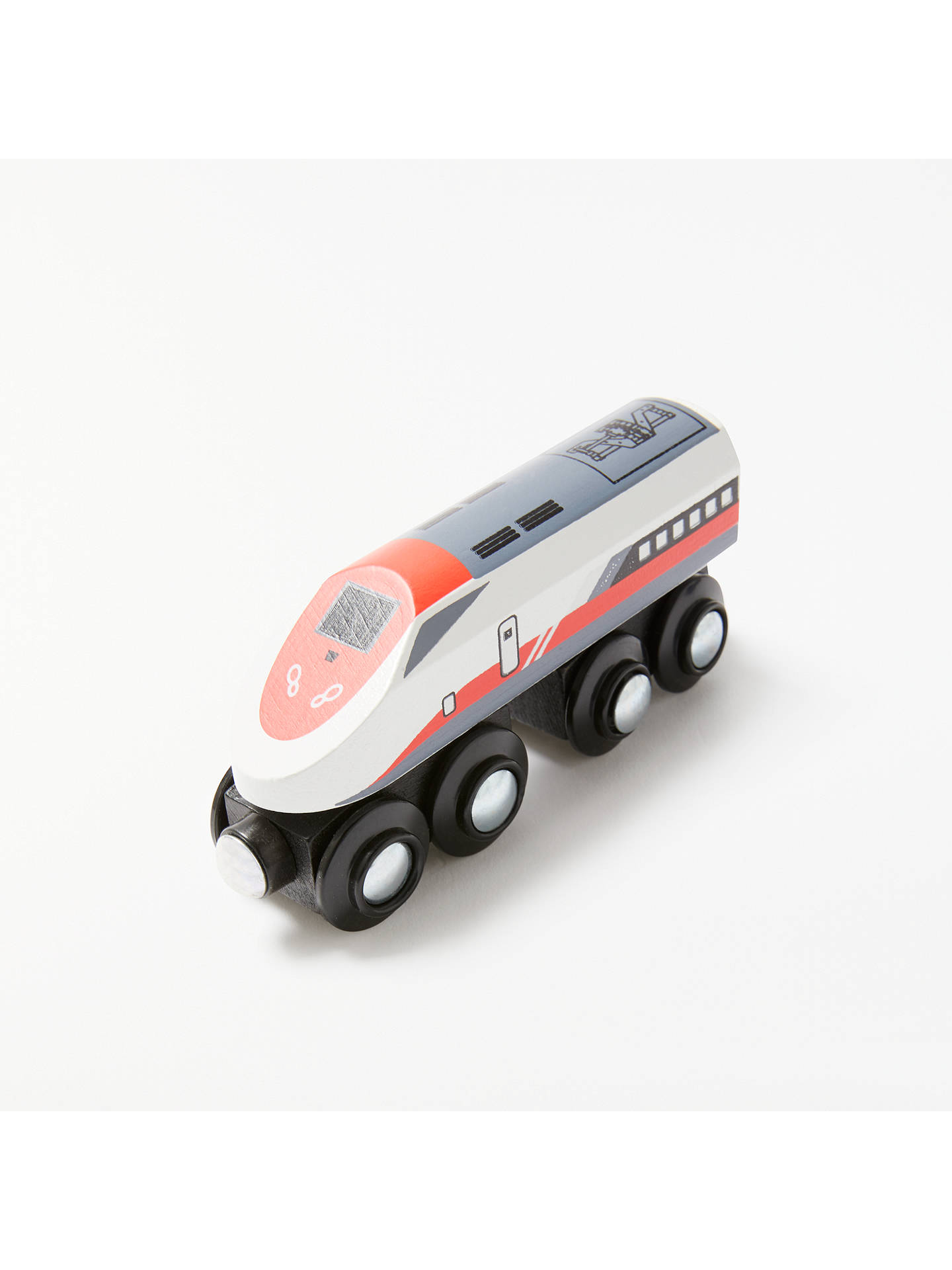 John Lewis Partners Bullet Train At Solar Educational Diy Kit Buyjohn Online