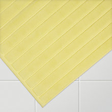 Buy House by John Lewis Rib Weave Bath Mat Online at johnlewis.com
