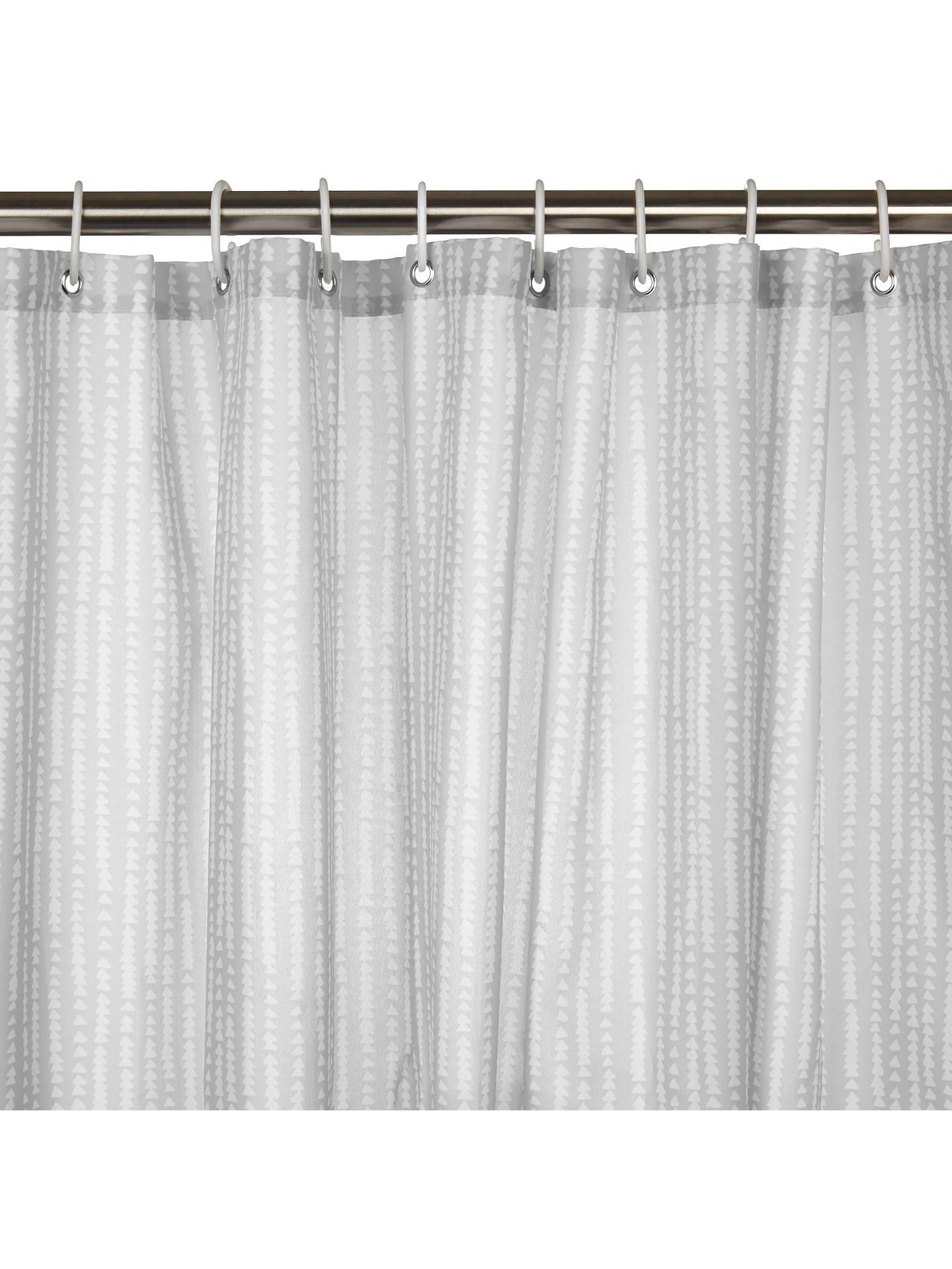 john lewis xander shower curtain at john lewis partners. Black Bedroom Furniture Sets. Home Design Ideas
