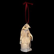 Buy John Lewis Emperor Penguin Tree Decoration Online at johnlewis.com