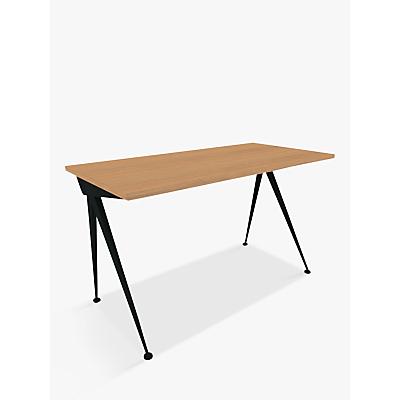 Vitra Compas Direction Oak Desk