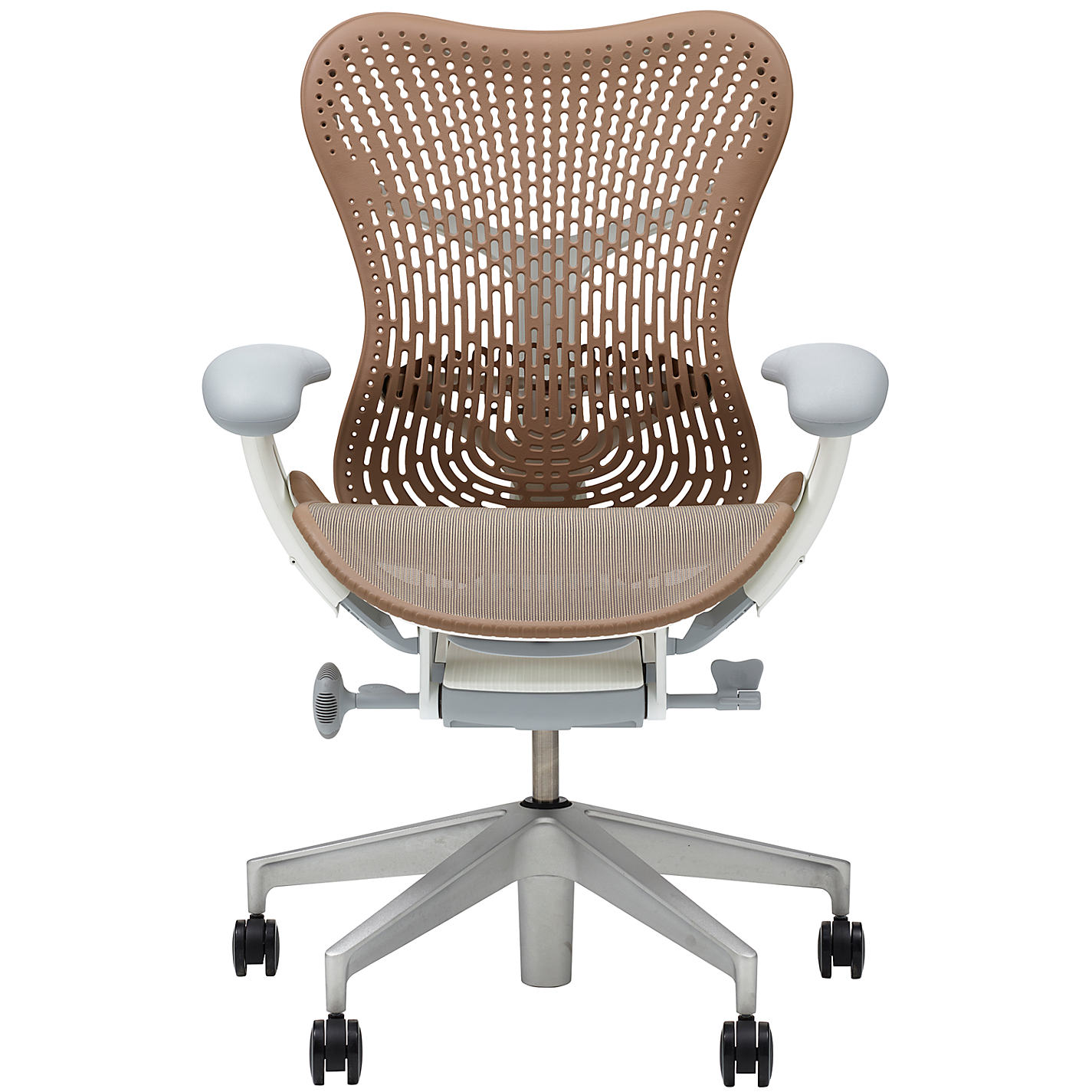 Herman miller chair -  Buy Herman Miller Mirra 2 Triflex Office Chair Online At Johnlewis Com