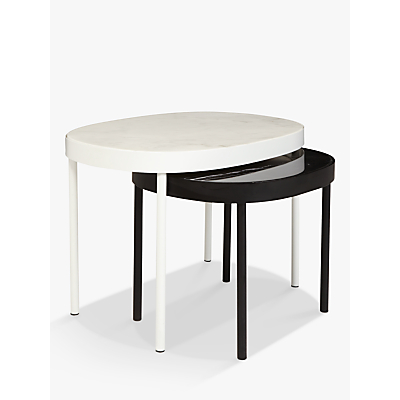 Design Project by John Lewis No.061 Nest of 2 Tables